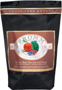 Fromm 4 Star Game Bird Recipe Dog Food