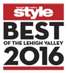 LeHigh Valley Style - Best of the LeHigh Valley 2017 Logo