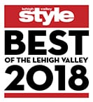 LeHigh Valley Style - Best of the LeHigh Valley 2018 Logo